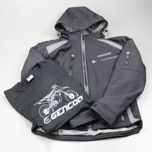 T-shirt et veste Gencod