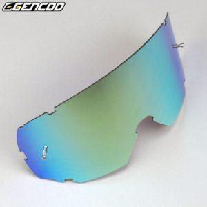 Ecran Gencod masque moto